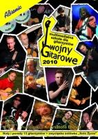 Wojny Gitarowe 2010 - multimedialna szkoła dla gitarzystów (2xCD)
