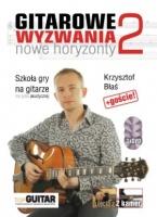 Gitarowe wyzwania 2 - Nowe horyzonty